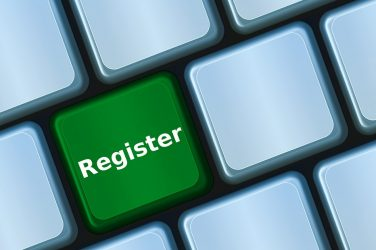 How to register at online casino