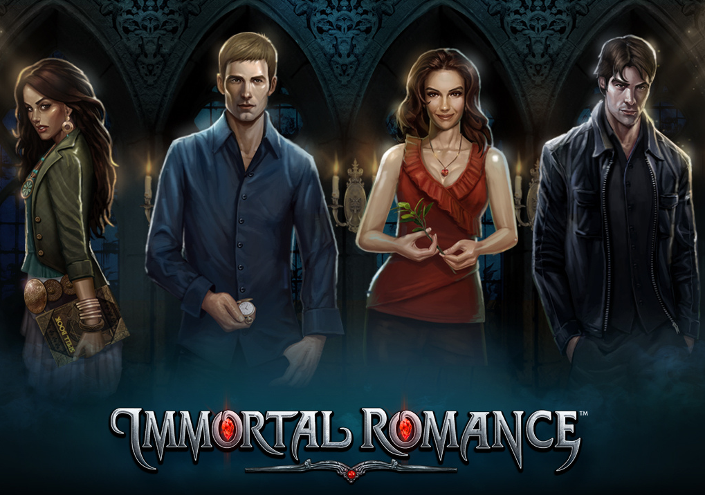 Immortal Romance online slot | Euro Palace Casino Blog