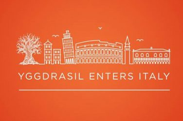 Yggdrasil set to launch in Italy