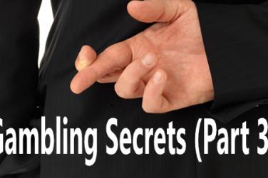 Gambling Secrets from Professional Gamblers