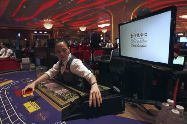 Chinese high rollers comeback in Macau