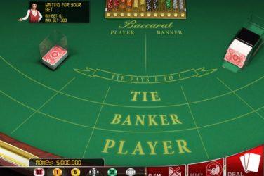 Baccarat en Banque
