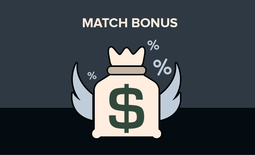 Image result for casino match bonus