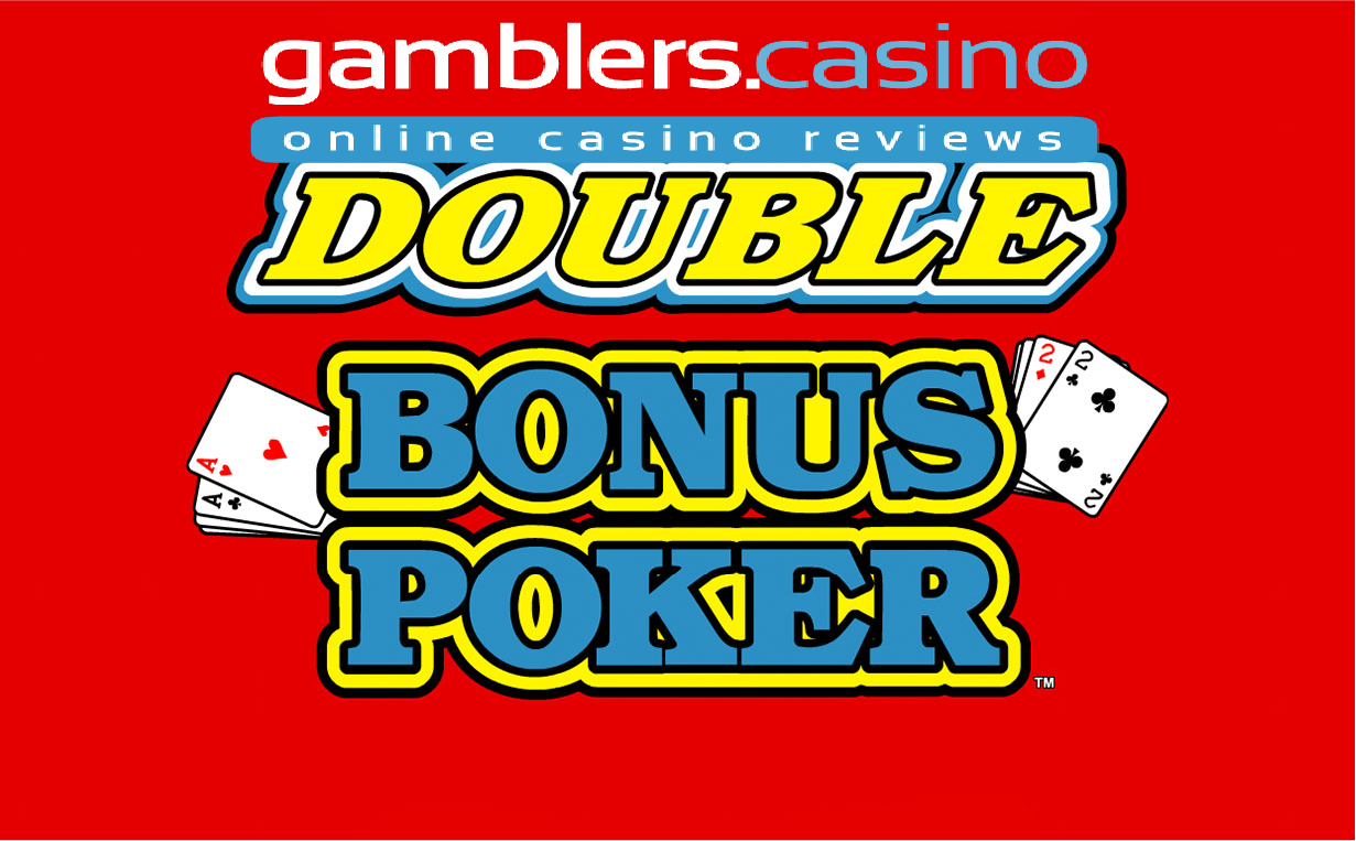 Double Bonus Poker | Gamblers Casino