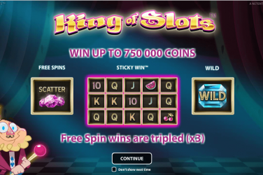 King of Slots Online slot review