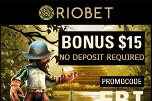 Riobet $15