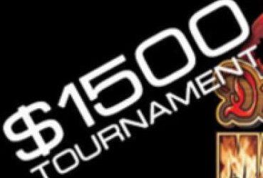 $1500 Tournament - Miami Club