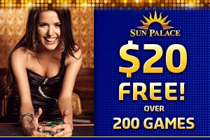 Sun Palace casino no deposit