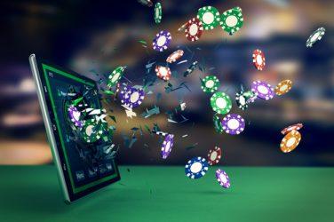 Online Casino Tablet Gambling