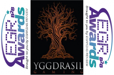 Yggdrasil Scooped the Slot Provider of the Year Award at EGR B2B