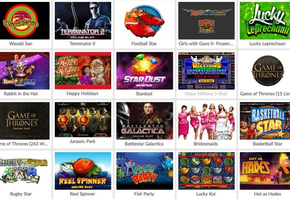 21Bet Casino Review