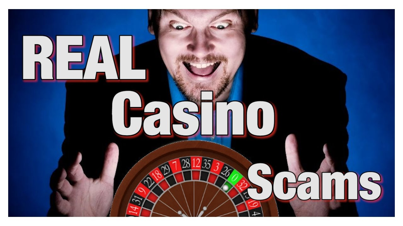 are online casino scams