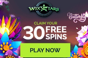 WixStars no Deposit Free Spins