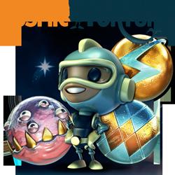 Cosmic Fortune Online Slot