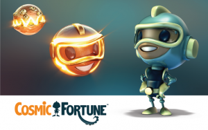 Cosmic Fortune Online Slot