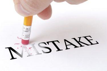 Play in Online Casinos: beginner's mistake
