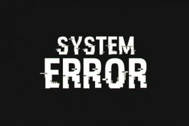 System error in Merkur Roulette: instructions and information