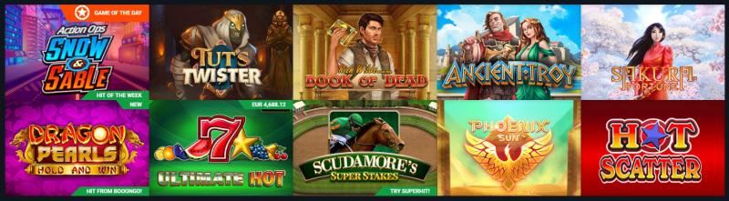 Columbus casino slots