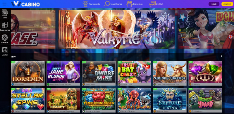 ivi casino official site