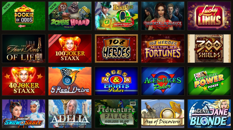 PlayFortuna Casino slots