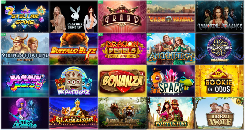 SlotV casino slots