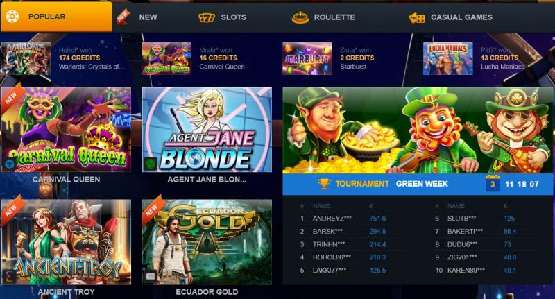ZigZag777 Casino slots