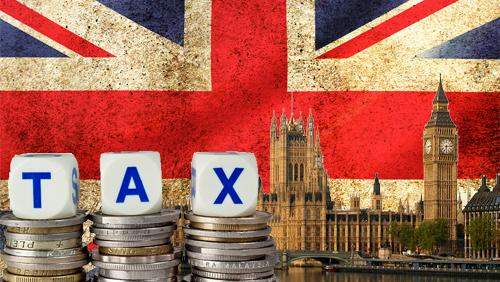united kingdom tax