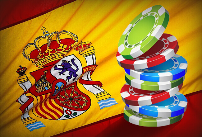spain gambling history