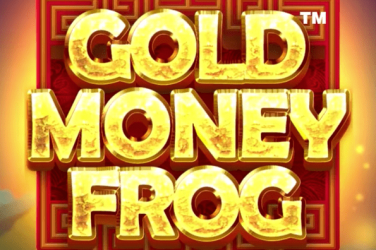 gold money frog tag