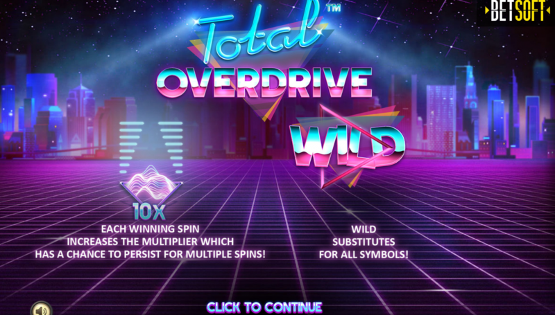 total overdrive main