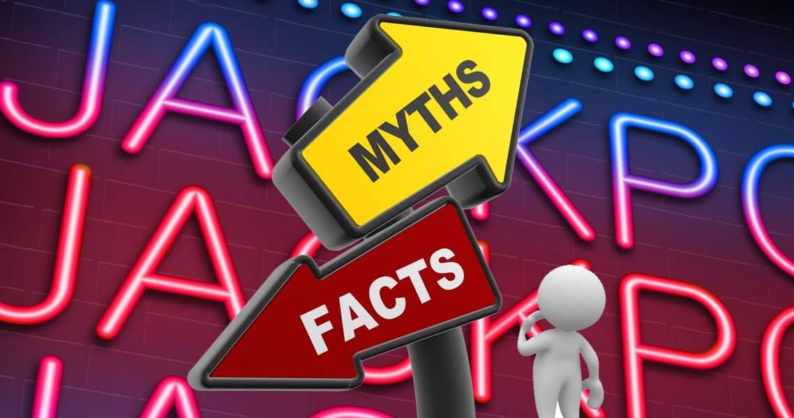 Myths about jackpots