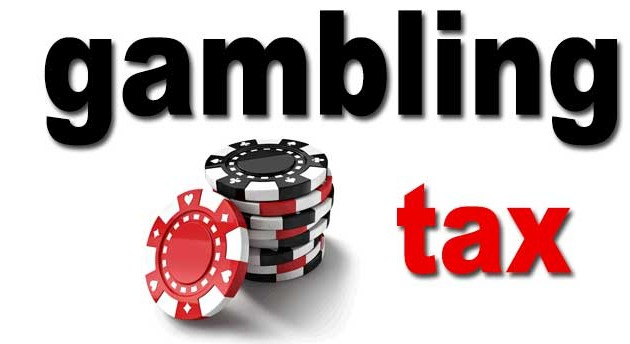 Gambling-tourists and taxes