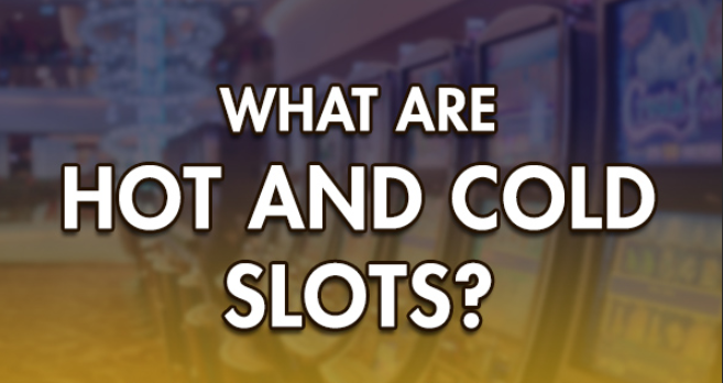 """Myths about """"hot"""" and """"cold"""" slots"""