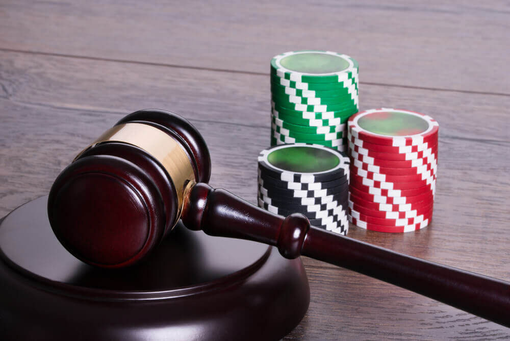 legal to play online casino