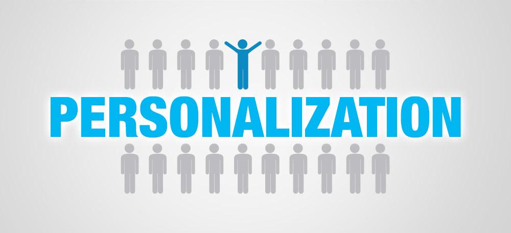 personalization main