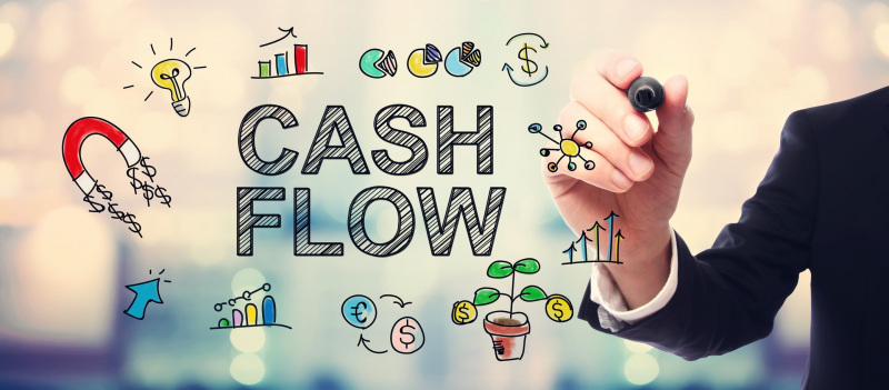 Additional control of cash flow
