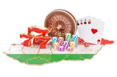 Gambling in Hungary tag