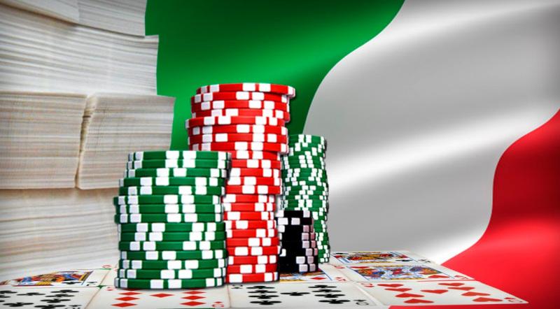 italy gambling